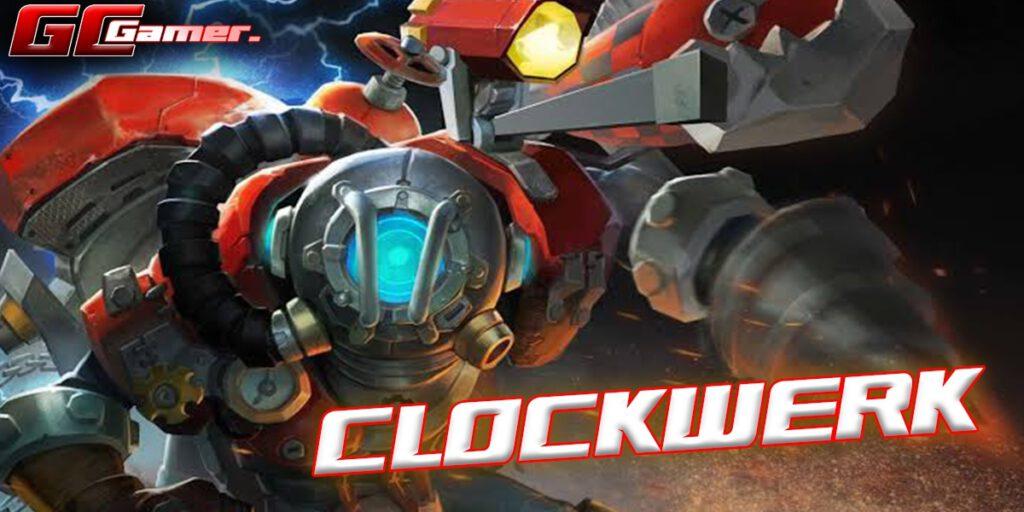 CLOCKWERK