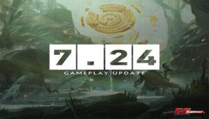 ๊DOTA2 update 7.24