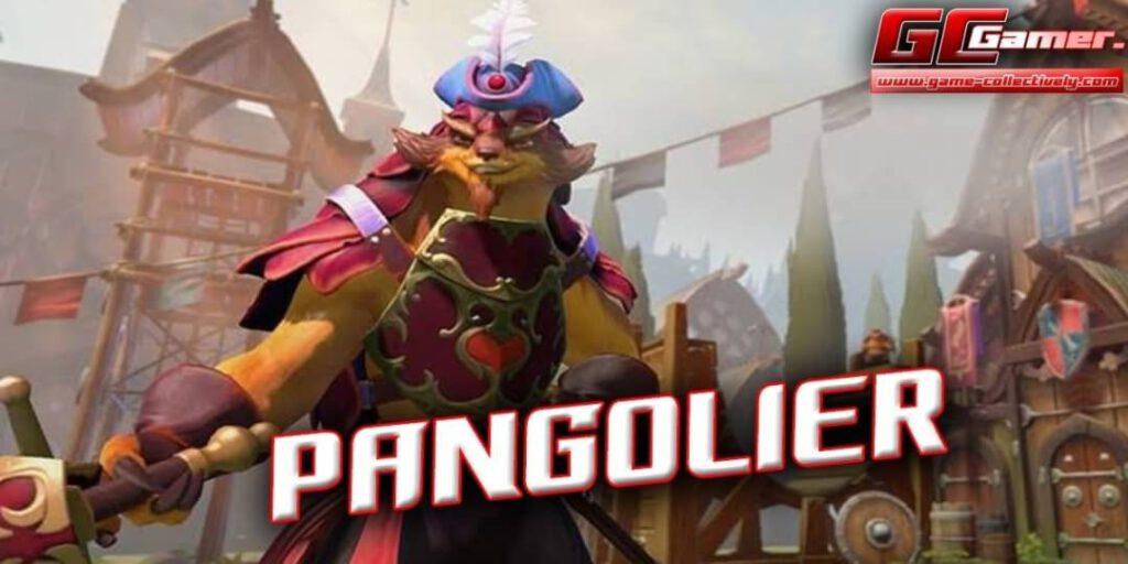 PANGOLIER