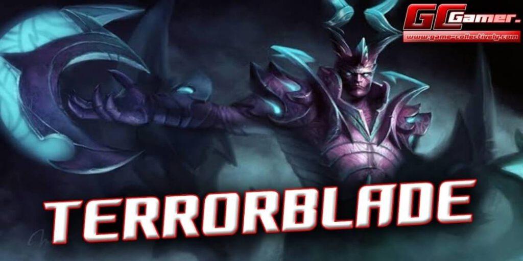 TERRORBLADE