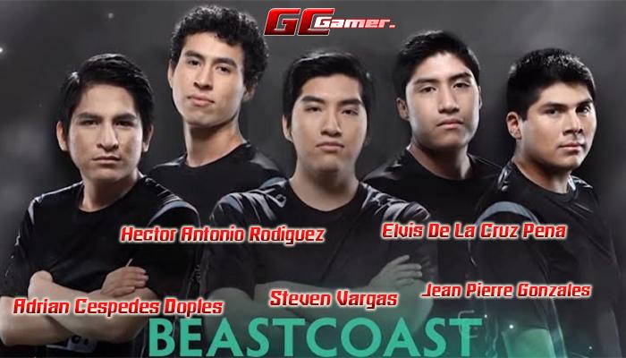 Beastcoast ประกาศไลน์อัพลุย DPC 2019-2020