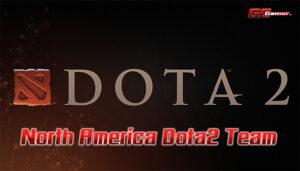 North America Dota2 Team