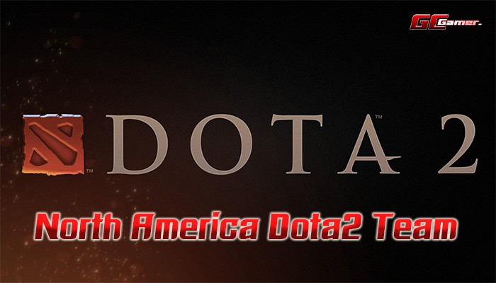 North America Dota2 Team