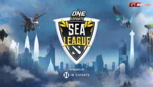 10 ทีมลุยศึก ONE ESPORTS DOTA 2 SEA LEAGUE