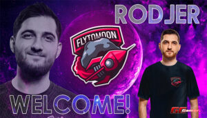RodjER เข้าเป็นสมาชิกของ FlyToMoon
