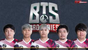 แชมป์ BTS Pro Series Season 3: SEA