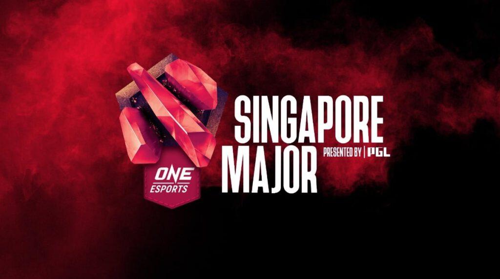 รายการเมเจอร์แรกประกาศ จัดขึ้นที่สิงคโปร์โดย ONE ESports และ PGL