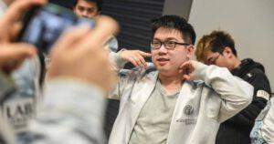 ผู้เล่นทีม InvictusGaming ปั่นประสาทคู่แข่ง Dota2 SingaporeMajor2021